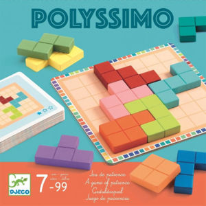 Polyssimo – puzzle