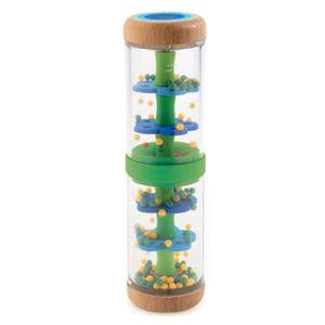 Dažďové koráliky – hrkálka zelená