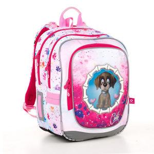 Školská taška ENDY 18017 G