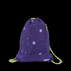 Športový vak Ergobag - Galaxy fialový 2019