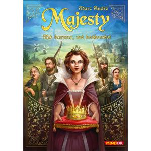 Majesty: Má koruna, moje kráľovstvo