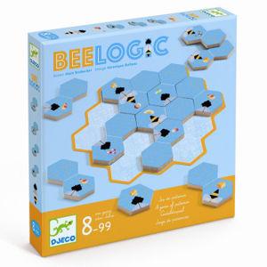 Včelí úľ – logická hra