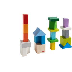 3D kreatívne kocky – 19 ks