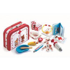 Veterinárna ordinácia v kufríku