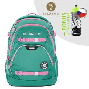Školský ruksak coocazoo ScaleRale, Springman, certifikát AGR + BONUS zdravá fľaša