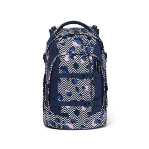 Študentský batoh Ergobag Satch - Stoney Mony