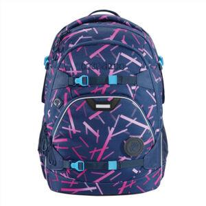 Školský ruksak coocazoo ScaleRale, Cyber Pink, certifikát AGR + zdravá fľaša za 0,05 EUR