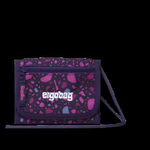 Peňaženka Ergobag - fluo mystic