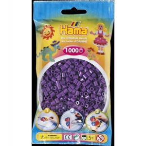 Hama Midi - koráliky fialové 1000 ks